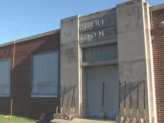 School to be Torn Down, Replaced with Community Center