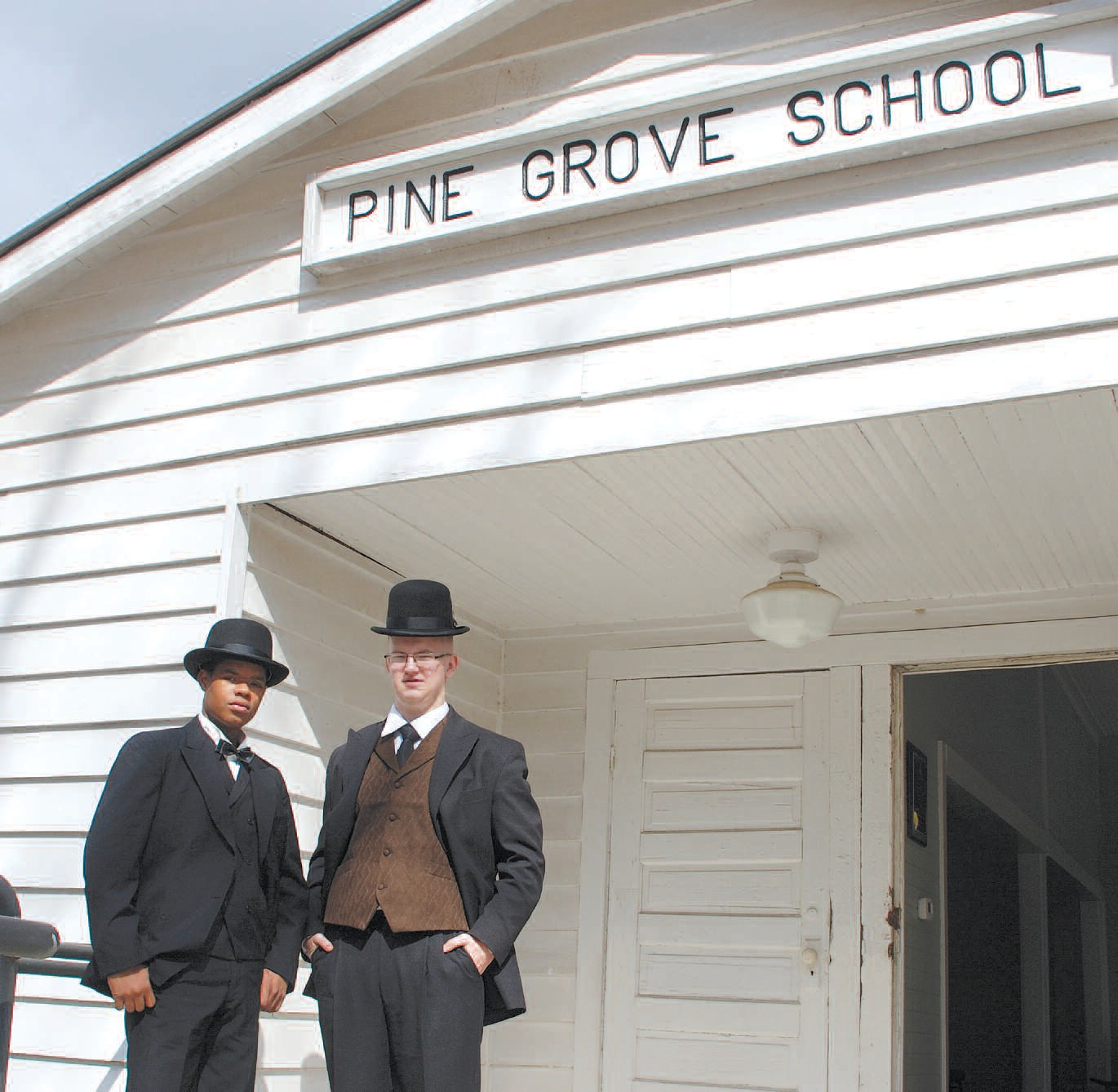 Pine Grove Rosenwald School holds Heritage Celebration in honor of Black History Month