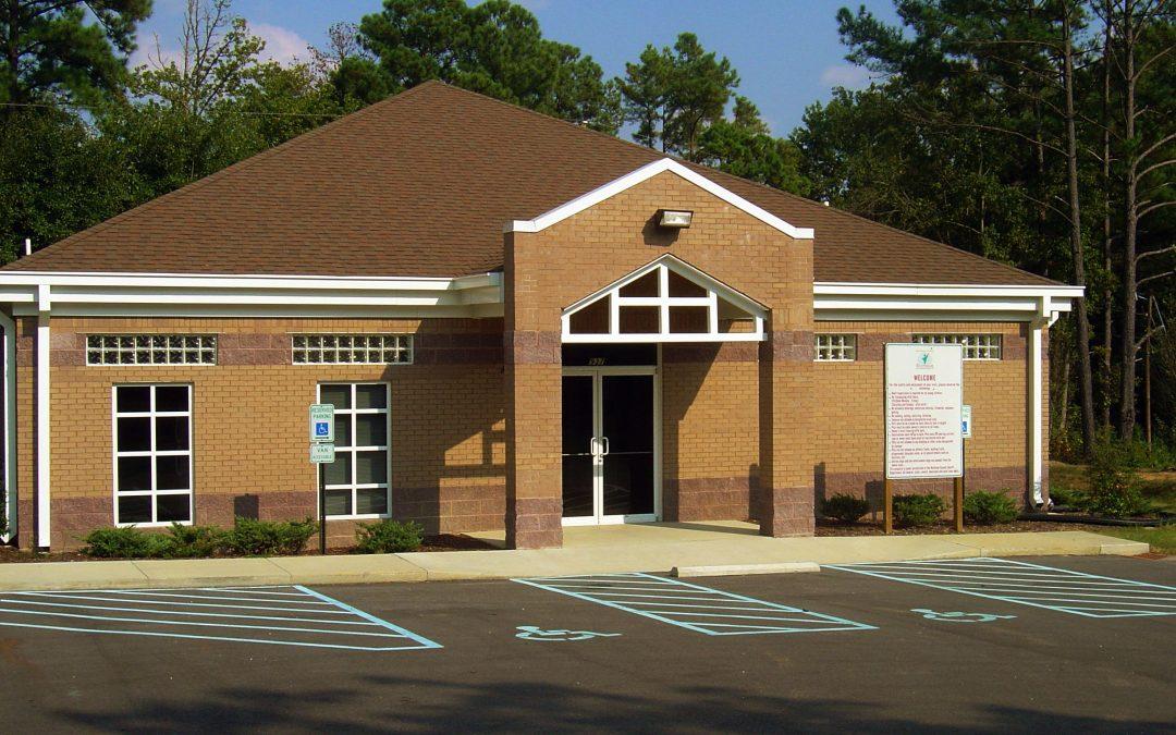 Pine Grove Community Center & Rosenwald School
