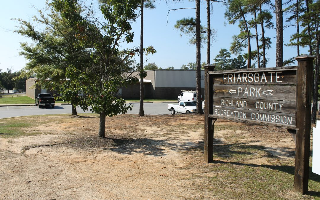 Friarsgate Park