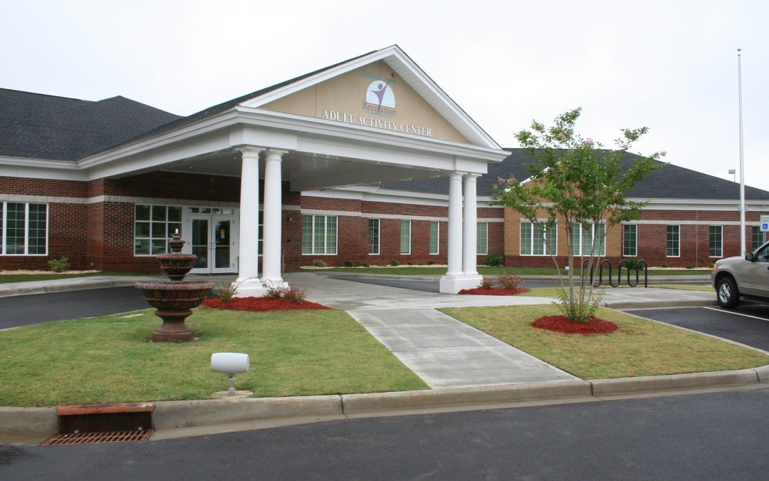Garners Ferry Adult Activity Center