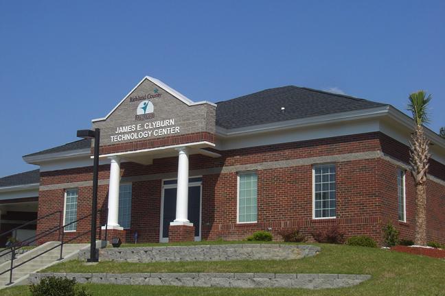 James E. Clyburn Technology Center