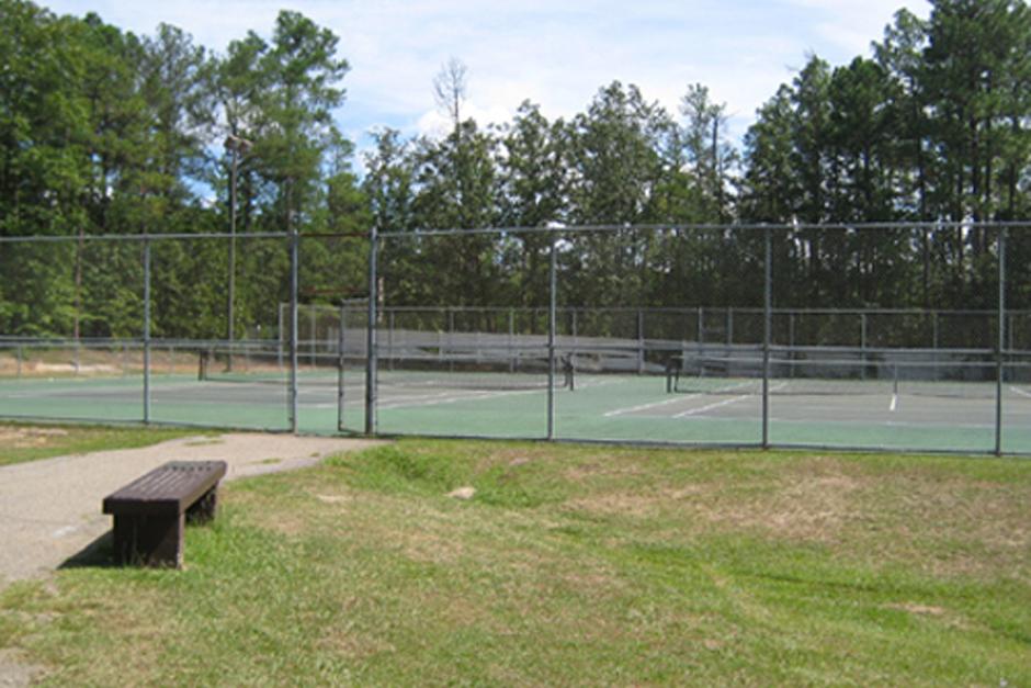 Dutch Fork Tennis Center
