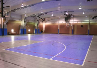 Denny Terrace Gymnasium