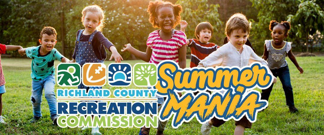2021 Summer Mania Summer Camp