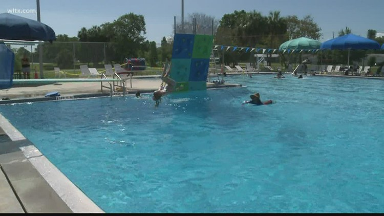 Richland County pools to open Memorial Weekend
